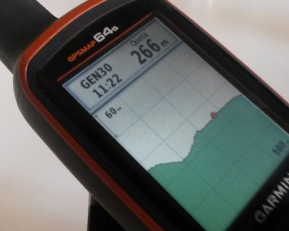 Uso del GPS - consigli