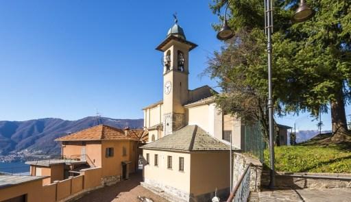 Chiesa di San Giorgio - Lemna