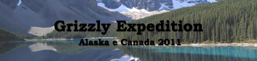 Header Alaska e Canada - Grizzly Expedition