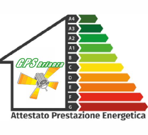 APE Attestato di Prestazione Energetica GPSBrianza