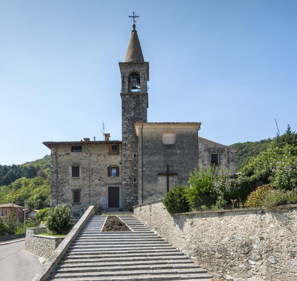 Chiesa San Michele Valbrona
