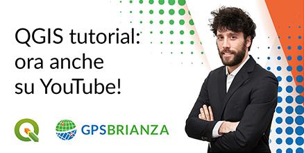qgis tutorial youtube GPSBRIANZA