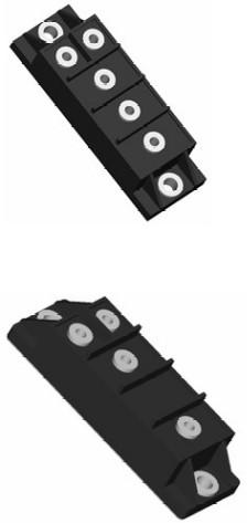 Plastic modules