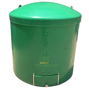 Compostero 350 Lts gpsmx