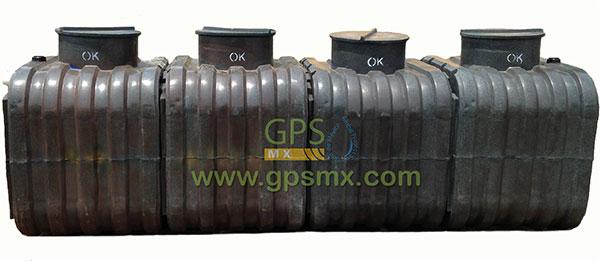 Foto Microplanta de tratamiento de agua residual Gpsmx Modelo 3200 4 modulo