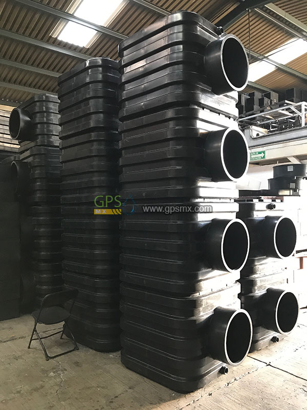 Foto 2 Microplanta de tratamiento de agua residual Gpsmx Modelo 3200 4 modulo