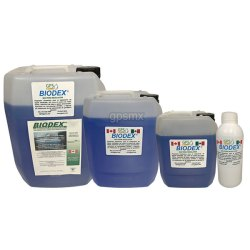 Biodex manipulador bacteriano para el tratamiento de agua residual