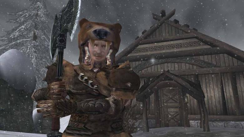 Image result for The Elder Scrolls III: Morrowind
