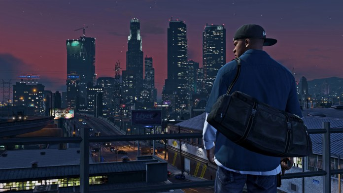 PC Game Open World Grand Theft Auto V