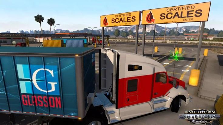 American Truck Simulator Truck
