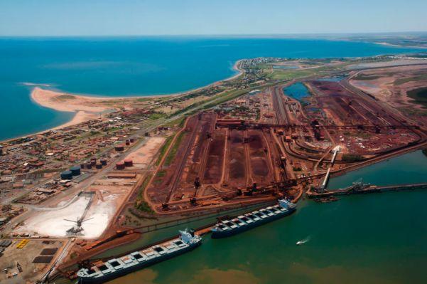 mining location australia, mining port headland, gps tracking mine sites
