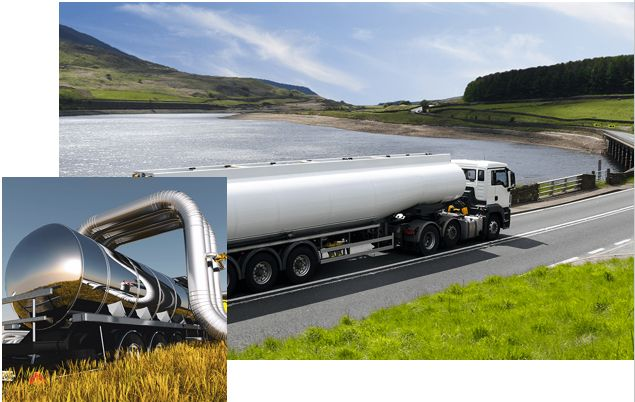 gps solutions for oil and gas, fuel monitor, alerts and warnings falling fuel levels