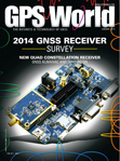 gps world - January 2014