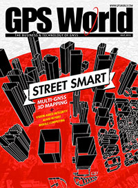 GPS World - July 2015 issue