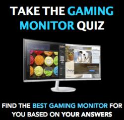 gaming monitor buying tool