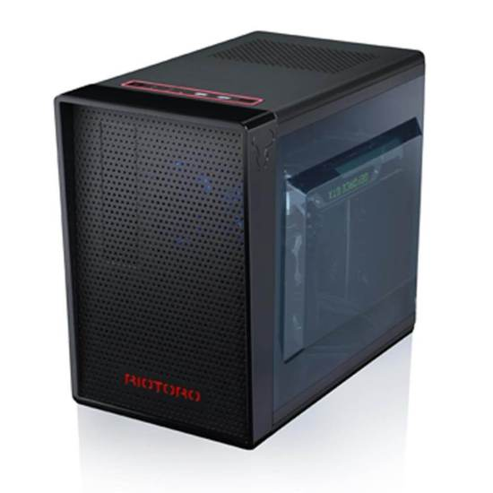 Riotoro CR1080 Smallest ATX Case