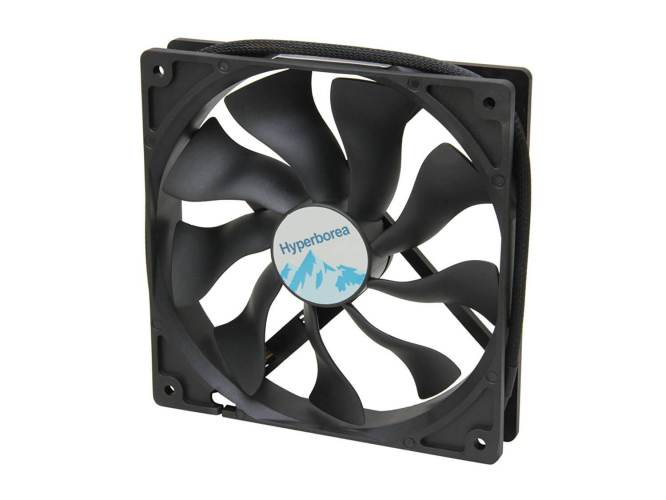 Rosewill Hyperborea ROCF-11003 140 PC Fan