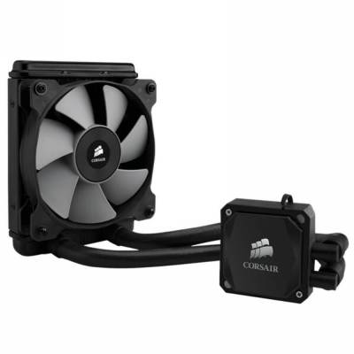 Corsair Hydro H60 Smallest Liquid CPU Cooler