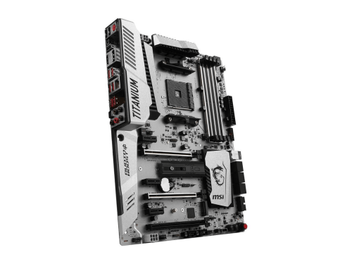 MSI X370 XPower Gaming Titanium AMD AM4 Gaming Motherboard
