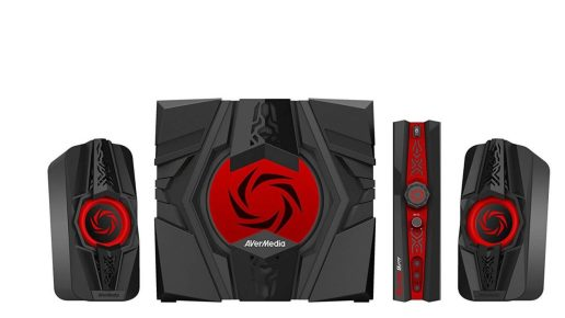 AVerMedia Ballista Unity Gaming Speakers