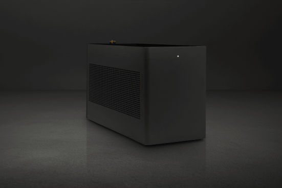 LOUQE Ghost SFF Mini ITX Case