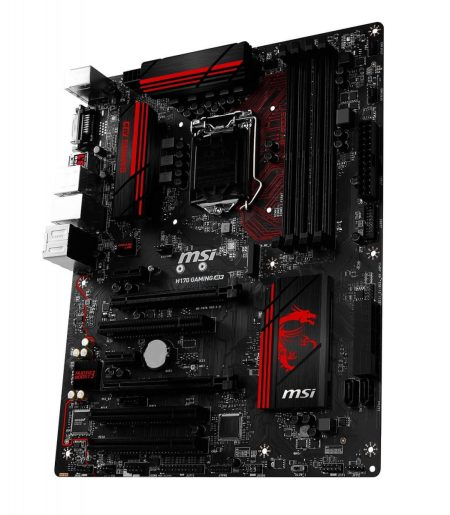MSI H170 GAMING M3 Best Budget Motherboard for Gaming