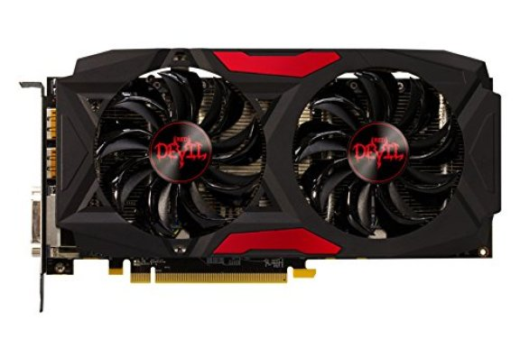 RX 470 PowerColor Red Devil