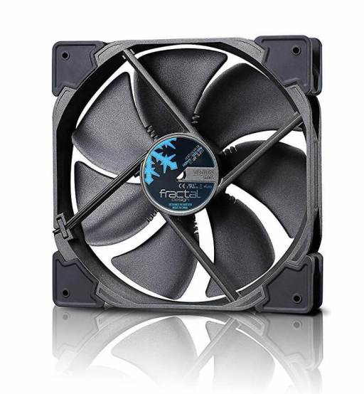 Fractal Design Venturi HP-14 Silent Case Fan