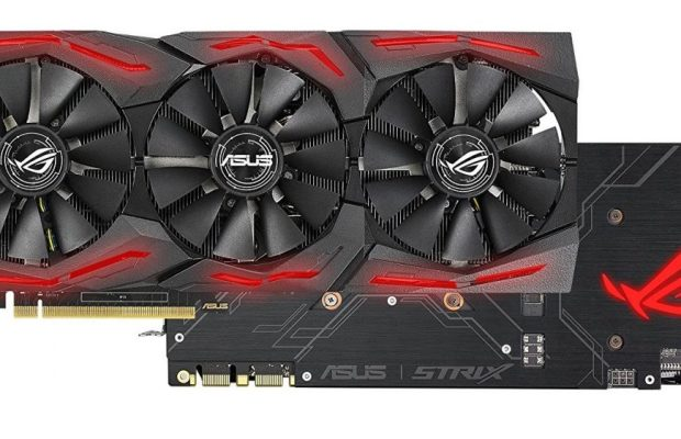 ASUS ROG Strix GTX 1070 Ti Advanced Edition