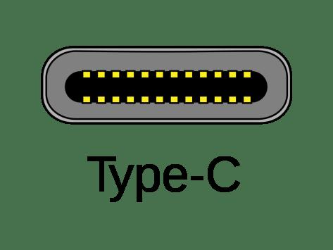 usb type c diagram
