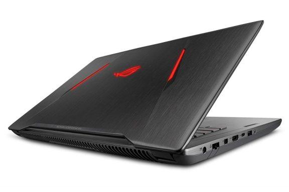 ASUS ROG Strix GL702ZC Ryzen 7 Gaming Laptop