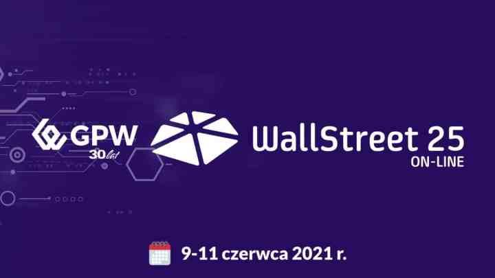 WallStreet 25 Grafika