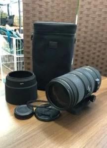 シグマ 望遠レンズ 高額買取