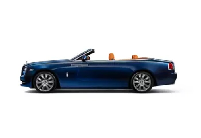 Rolls Royce Releases Dawn Convertible This Is Not A Scalped Wraith