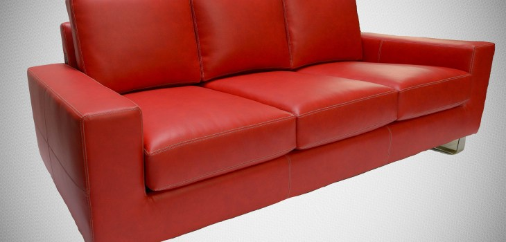 modern red sofa set • GQ Interior - Handcrafted Furniture