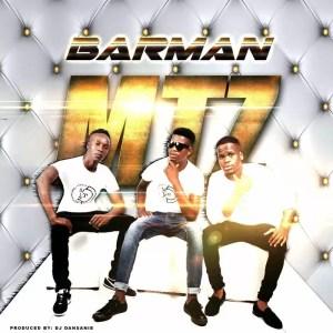 MTZ & Dj Dansanie - Barman