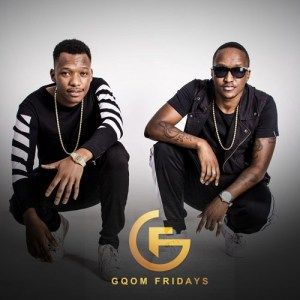 GqomFridays Mix Vol.84 (Mixed By Naked Boyz)