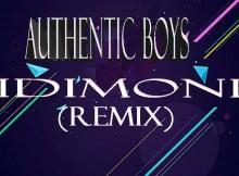 Authentic Boys - Idimoni (Remix)