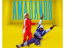 Amadando - Amadela-Buthongo EP