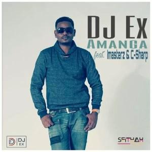 DJ Ex feat. Imasterz & C-Sharp - Amanga