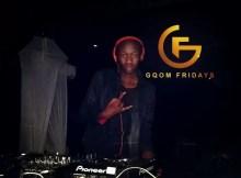 GqomFridays Mix Vol.110 (Mixed By Ceeyah Da Dj)