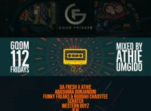 GqomFridays Mix Vol.112 (Mixed By Dj Athie)
