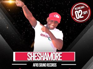 SheshaMore - Captain (Prod. By uBizza Wethu & Mr Thela)