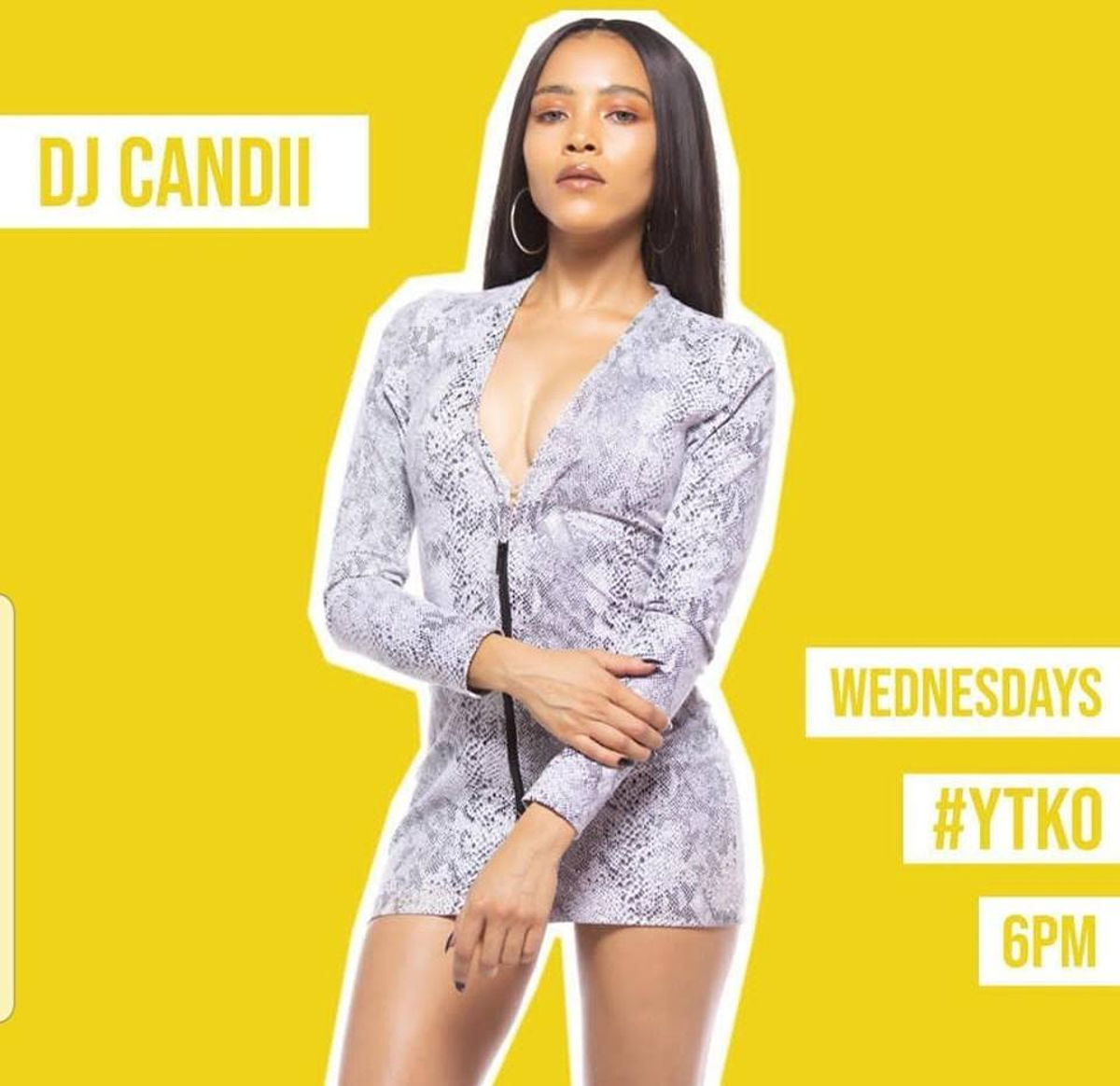 Dj Candii - YFM YTKO Gqomnificent Mix (2019.05.22)