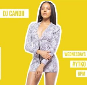 Dj Candii - YFM YTKO Gqomnificent Mix (2019.04.10)