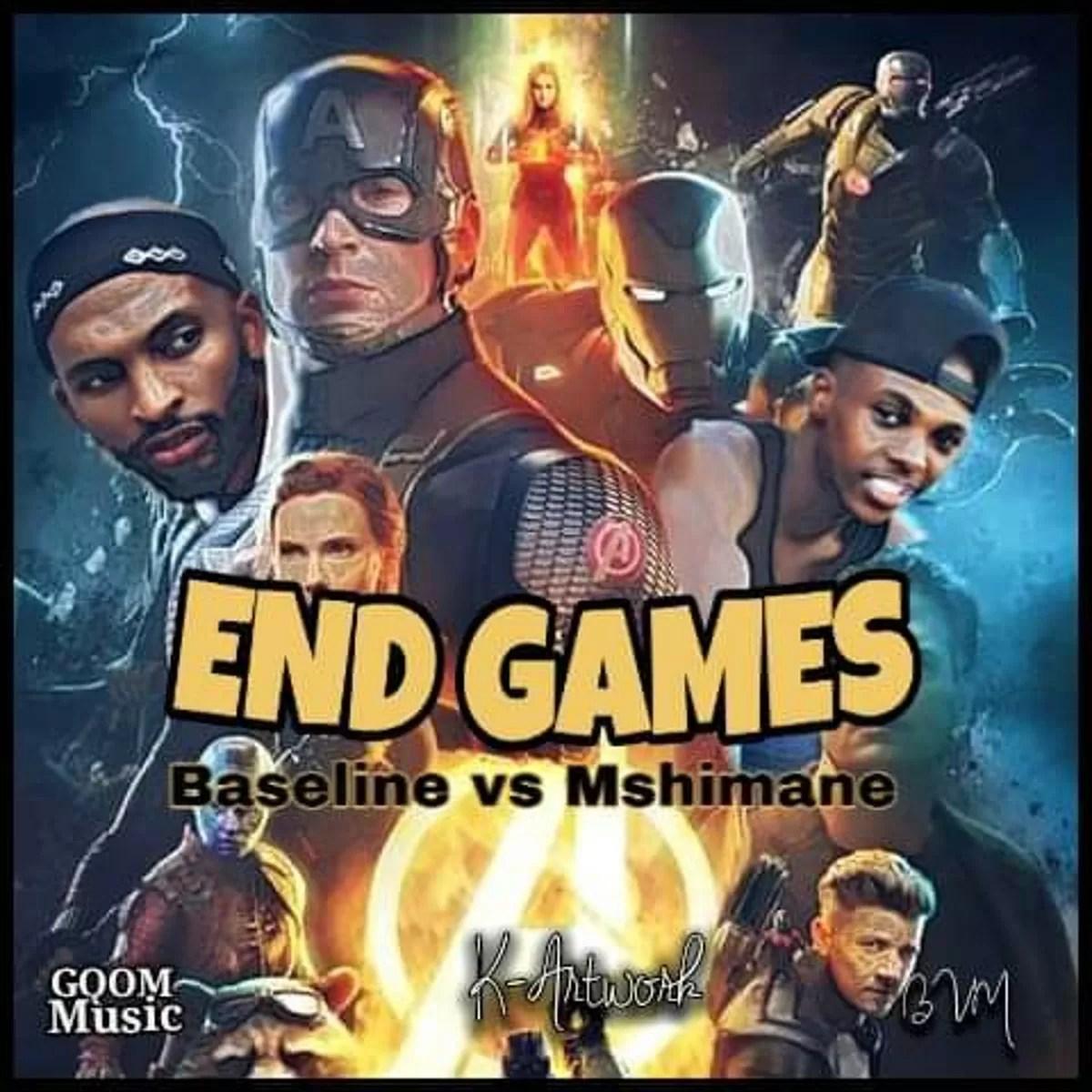 Baseline vs Mshimane - End Games