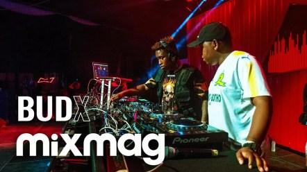 Distruction Boyz - Hybrid Gqom set at BUDX Lagos