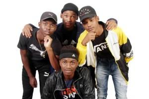 Formation Boyz x IRohn Dwgs - Aux