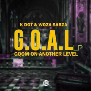 K Dot & Woza Sabza - Rhythmic Movement (Broken EDM)