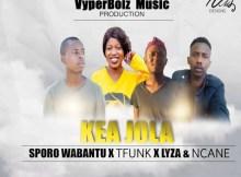 Sporo Wabantu, Tfunk, Lyza & Ncane - Kea Jola